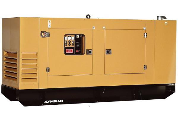 Дизельный генератор Caterpillar GEP165 в кожухе