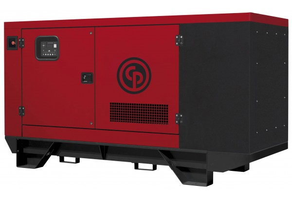 Дизельный генератор Chicago Pneumatic CPSG 30U с АВР