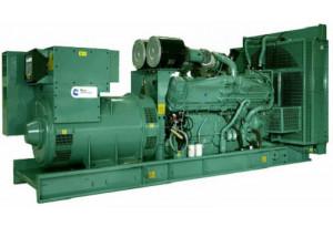 Дизельный генератор Cummins C1675D5A с АВР