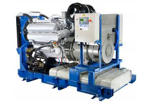 Дизельный генератор ДИЗЕЛЬ АД-150-Т400-1Р с АВР