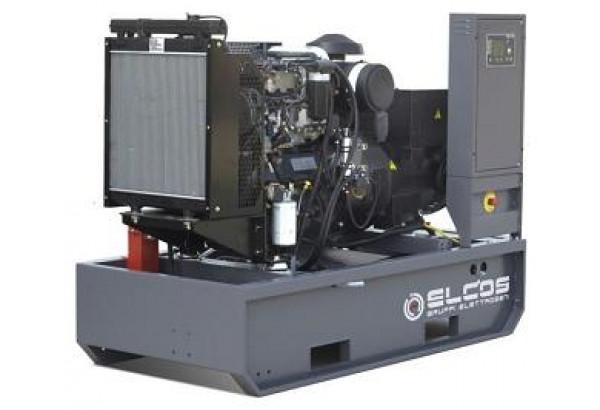 Дизельный генератор Elcos GE.AI.055/050.BF
