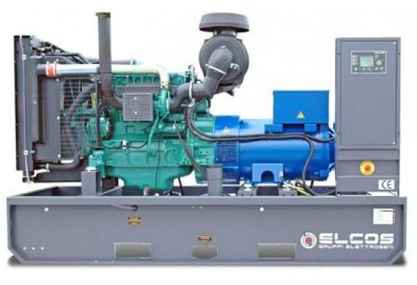 Дизельный генератор Elcos GE.AI.140/130.BF с АВР