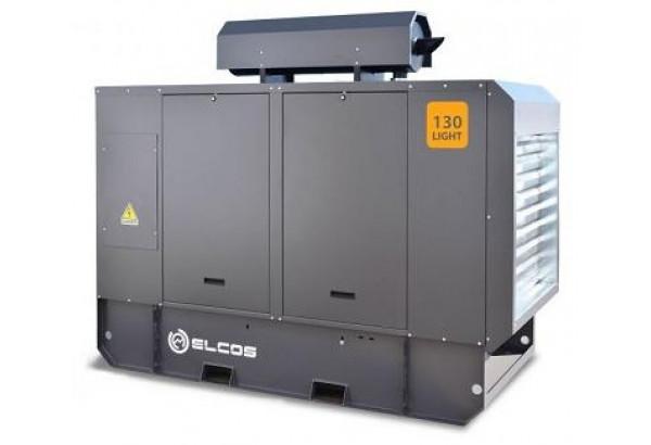 Дизельный генератор Elcos GE.AI.140/130.LT с АВР