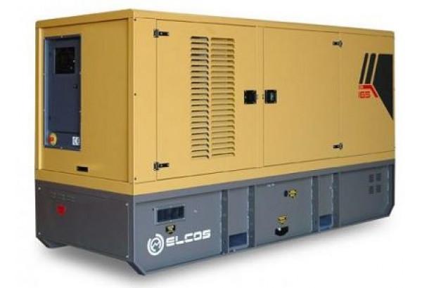 Дизельный генератор Elcos GE.AI.140/130.SS с АВР