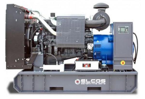 Дизельный генератор Elcos GE.AI.440/400.BF