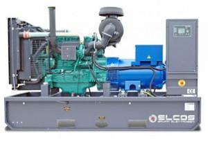 Дизельный генератор Elcos GE.AI3A.165/150.BF