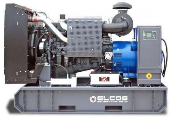 Дизельный генератор Elcos GE.AI3A.440/400.BF