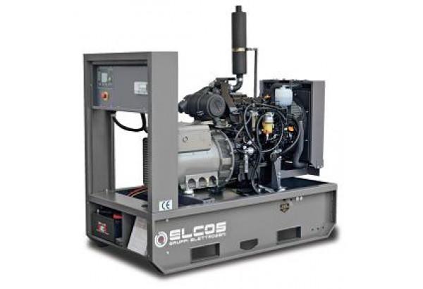 Дизельный генератор Elcos GE.CU.030/027.BF с АВР