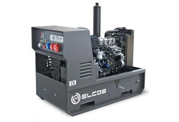 Дизельный генератор Elcos GE.PK.011/010.BF