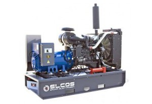 Дизельный генератор Elcos GE.PK.166/150.BF