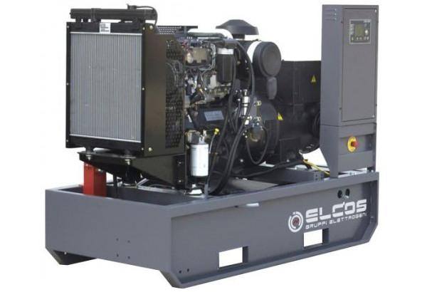 Дизельный генератор Elcos GE.PK3A.110/100.BF