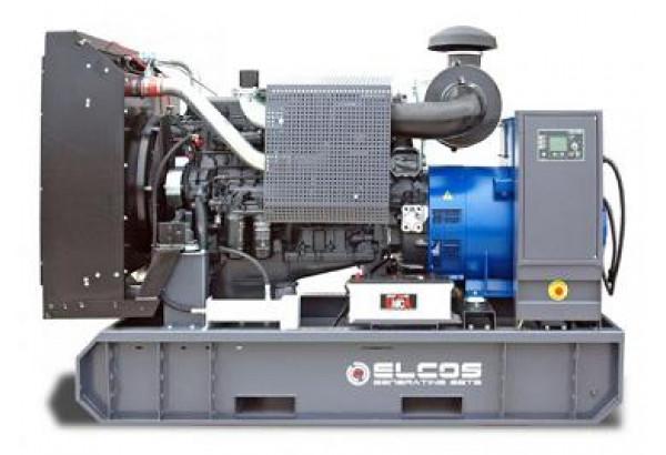 Дизельный генератор Elcos GE.VO.410/375.BF