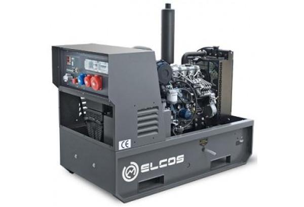 Дизельный генератор Elcos GE.YA.017/015.BF
