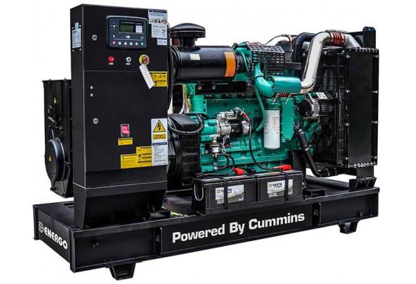 Дизельный генератор Energo AD135-T400C