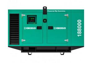 Дизельный генератор Energo AD250-T400C-S