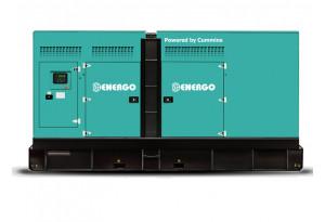 Дизельный генератор Energo AD455-T400C-S