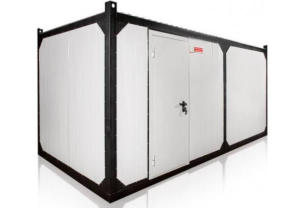 Дизельный генератор Energo AD650-T400C в контейнере с АВР