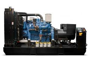 Дизельный генератор Energo ED 400/400 MU