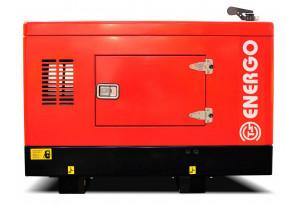 Дизельный генератор Energo ED 9/230 Y-SS с АВР