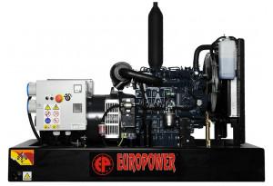 Дизельный генератор EuroPower EP 193 DE с АВР