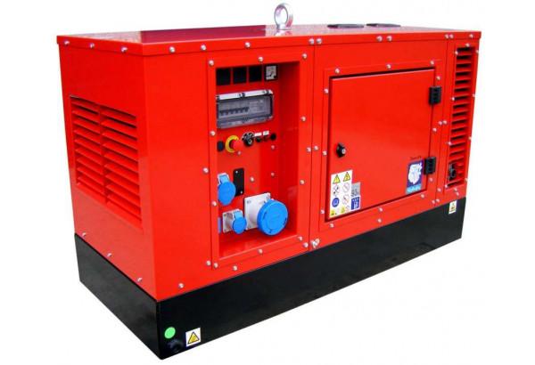 Дизельный генератор EuroPower EPS 193 DE с подогревом