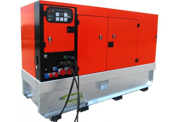 Дизельный генератор EuroPower EPSR200TDE