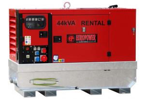 Дизельный генератор EuroPower EPSR44TDE