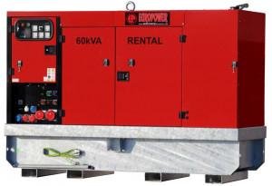 Дизельный генератор EuroPower EPSR60TDE