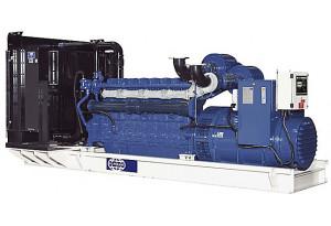 Дизельный генератор FG Wilson P1125P1 / P1250E1
