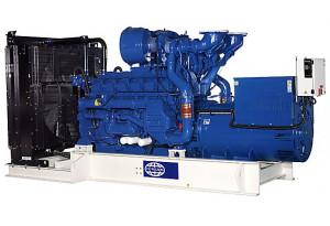 Дизельный генератор FG Wilson P1500P3 / P1650E с АВР