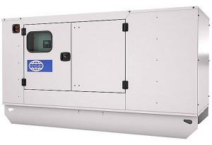 Дизельный генератор FG Wilson P165-5 в кожухе с АВР
