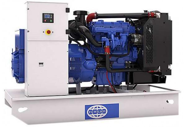 Дизельный генератор FG Wilson P55-6S