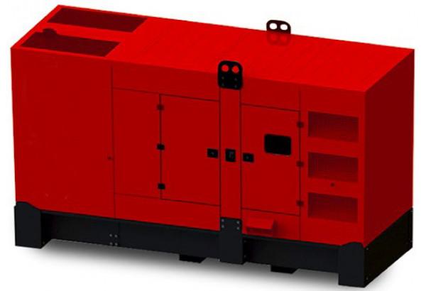 Дизельный генератор Fogo FS 500/400 S с АВР