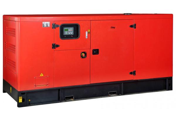 Дизельный генератор Fubag DS 200 DAC ES с АВР
