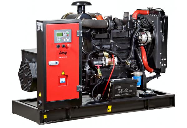 Дизельный генератор Fubag DS 40 DA ES