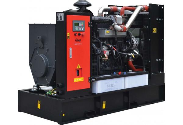 Дизельный генератор Fubag DSI 100 DA ES