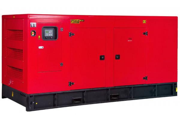 Дизельный генератор Fubag DSI 200 DAC ES с АВР