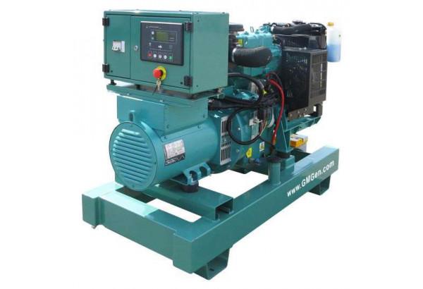 Дизельный генератор GMGen GMC22