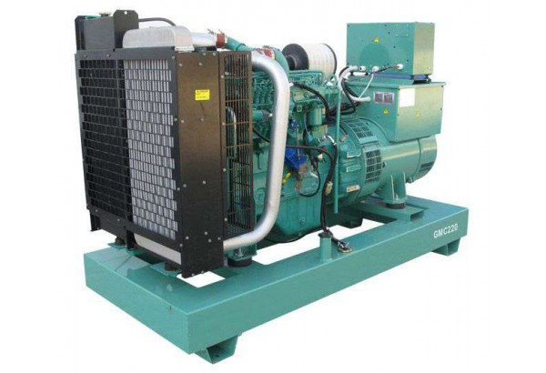 Дизельный генератор GMGen GMC220