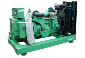 Дизельный генератор GMGen GMC275