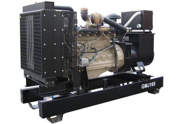 Дизельный генератор GMGen GMJ165