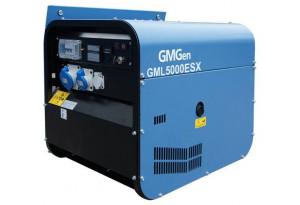 Дизельный генератор GMGen GML5000ESX