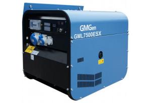 Дизельный генератор GMGen GML7500ESX