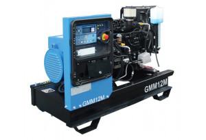 Дизельный генератор GMGen GMM12М