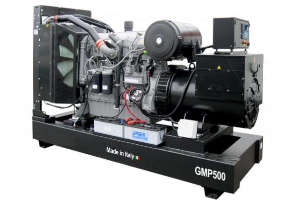 Дизельный генератор GMGen GMP500