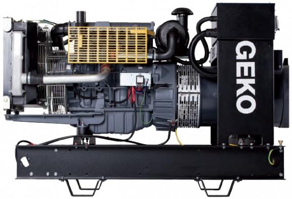 Дизельный генератор Geko 1500010 ED-S/KEDA с АВР