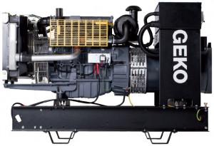 Дизельный генератор Geko 1500010 ED-S/KEDA