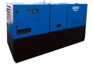 Дизельный генератор Geko 150010 ED-S/DEDA SS с АВР