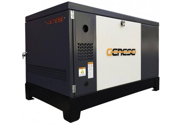 Дизельный генератор Genese DC200 в кожухе с АВР