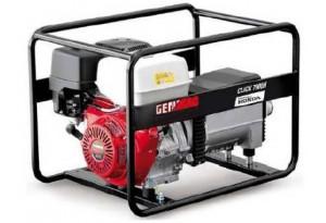 Дизельный генератор Genmac CLICK RG6000KO